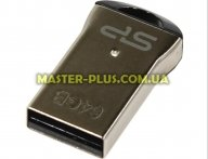 USB флеш накопитель Silicon Power 64GB Touch T01 Black USB 2.0 (SP064GBUF2T01V3K)