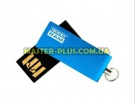 USB флеш накопитель GOODRAM 8GB UCU2 Cube Blue USB 2.0 (UCU2-0080B0R11)