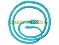 Дата кабель JUST Freedom Lightning USB Cable Blue (LGTNG-FRDM-BL) для мобильного телефона