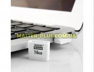 USB флеш накопитель GOODRAM 16GB Piccolo White USB 2.0 (UPI2-0160W0R11)