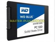 """Накопитель SSD 2.5"""" 500GB Western Digital (WDS500G1B0A) для компьютера"""