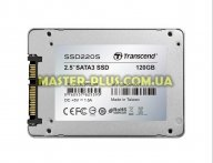 "Накопитель SSD 2.5"" 120GB Transcend (TS120GSSD220S) для компьютера"