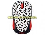 Мышка Logitech M238 Zigzag Red (910-004783) для компьютера