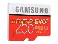 Карта памяти Samsung 256GB microSDXC class 10 UHS-I EVO PLUS (MB-MC256DA/RU)