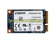 Накопитель SSD mSATA 120GB Kingston (SMS200S3/120G) для компьютера