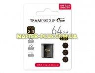 USB флеш накопитель Team 64GB C152 Black USB3.0 (TC152364GB01) для компьютера
