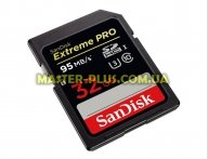 Карта памяти SANDISK 32GB SDHC Class10 UHS-I V30 4K Extreme Pro (SDSDXXG-032G-GN4IN)