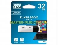 USB флеш накопитель GOODRAM 32GB UCO2 (Colour Mix) Black/White USB 2.0 (UCO2-0320KWR11) для компьютера