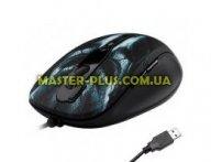 Мышка A4-tech F2 blue
