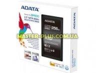"Накопитель SSD 2.5"" 256GB ADATA (ASP600S3-256GM-C) для компьютера"