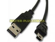 Дата кабель USB 2.0 AM to Mini 5P, 0.8m Atcom (3793) для мобильного телефона