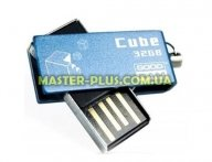 USB флеш накопитель GOODRAM 32GB Cube USB 2.0 (PD32GH2GRCUBR9) для компьютера