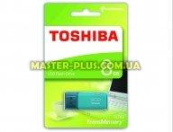 USB флеш накопитель TOSHIBA 8GB Hayabusa Aqua USB 2.0 (THN-U202L0080E4) для компьютера