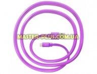 Дата кабель JUST Freedom Lightning USB Cable Pink (LGTNG-FRDM-PNK) для мобильного телефона