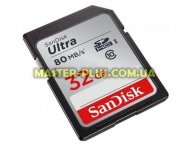 Карта памяти SANDISK 32GB SDHC class 10 UHS-I Ultra (SDSDUNC-032G-GN6IN)