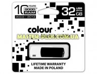 USB флеш накопитель GOODRAM 32GB Colour Black&White USB 2.0 (PD32GH2GRCOKWR9) для компьютера