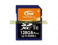 Карта памяти Team 128GB SDXC Class 10 UHS-I (TSDXC128GUHS01)