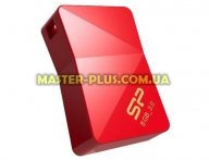 USB флеш накопитель Silicon Power 8Gb Jewel J08 Red USB 3.0 (SP008GBUF3J08V1R)