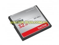 Карта памяти SANDISK 32Gb Compact Flash Ultra (SDCFHS-032G-G46)