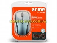 Мышка ACME MW13 (4770070874592) для компьютера