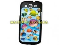 Чехол для моб. телефона Drobak для Samsung I9300 Galaxy S3 (fish) 3D (938908)