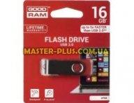 USB флеш накопитель GOODRAM 16GB Twister Red USB 3.0 (UTS3-0160R0R11)
