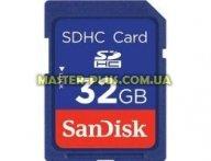 Карта памяти 32Gb SDHC SANDISK (SDSDB-032G-B35)
