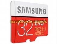 Карта памяти Samsung 32GB microSD class 10 UHS-I EVO PLUS (MB-MC32DA/RU) для компьютера