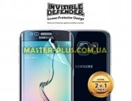 Пленка защитная Ringke для телефона Samsung Galaxy S6 Edge (Full Cover) (558346)
