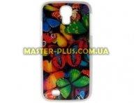 Чехол для моб. телефона Drobak для Samsung I9500 Galaxy S4 (butterflies)3D (938912)