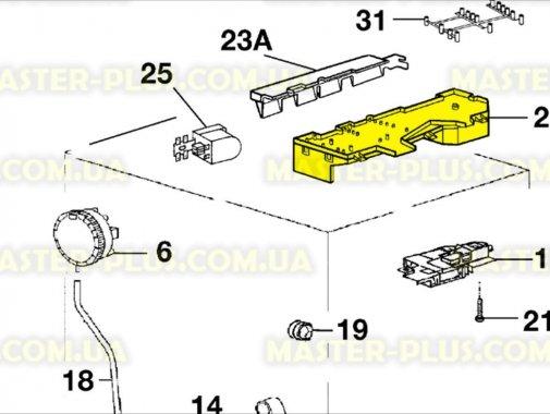Модуль (плата) Electrolux Zanussi AEG 1324017506 для стиральной машины