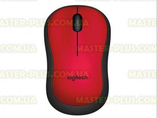 Купить Мышка Logitech M220 Silent Red (910-004880)