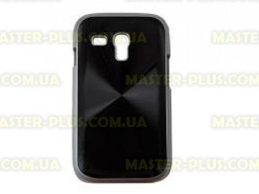 Купить Чехол для моб. телефона Drobak для Samsung i8190 Galaxy S III mini /Aluminium Panel/Black (215227)