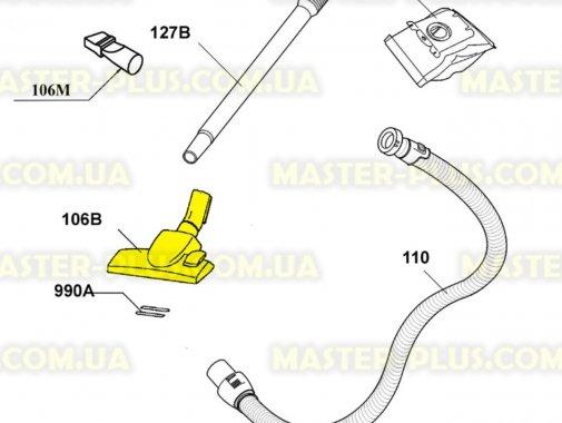 Щетка Electrolux 2191134572 для пылесоса