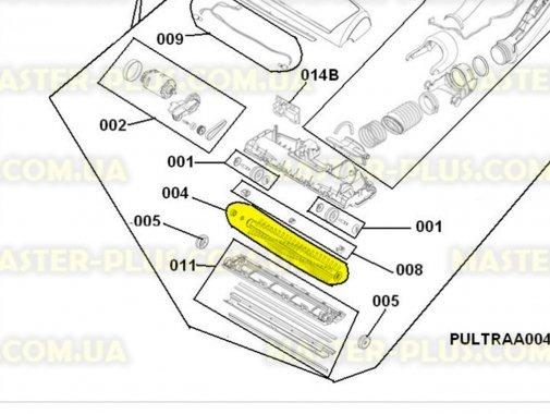 Купить Валик турбощетки Electrolux 2194055295