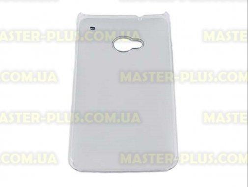 Купить Чехол для моб. телефона Drobak для HTC One /Aluminium Panel/Silver (218809)