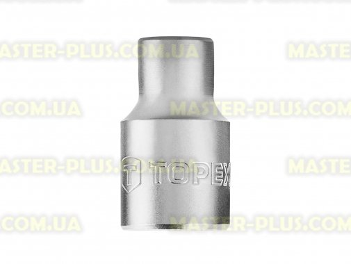 """Голівка торцева 6-гранна 1/4 """"7 мм TOPEX 38D407 для ремонту і обслуговування побутової техніки"""