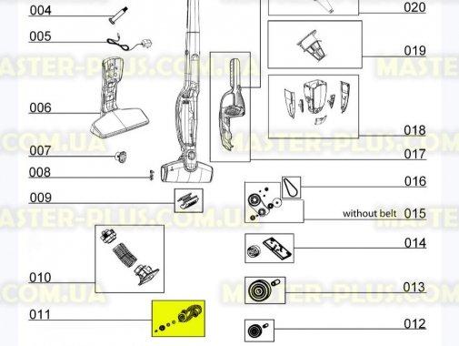 Купить Валик турбощетки Electrolux 4055061487