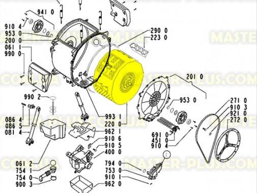 Барабан Whirlpool 481241818464 для стиральной машины