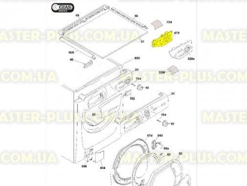Модуль (Плата)  Candy   49025021 для стиральной машины