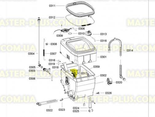 Фильтр стиральной машины Bosch 647419 для стиральной машины