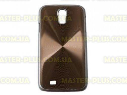 Купить Чехол для моб. телефона Drobak для Samsung I9500 Galaxy S4/Aluminium Panel/Brown (215222)