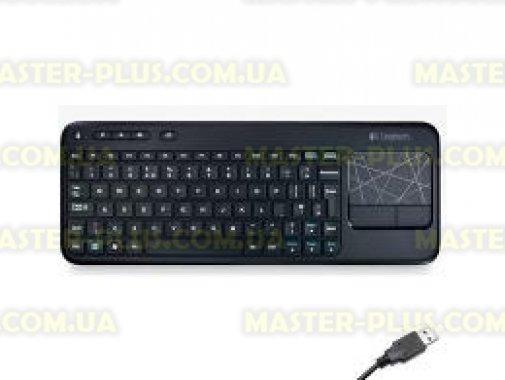 Купить Клавиатура Logitech K400 Cordless Touch (920-003130)