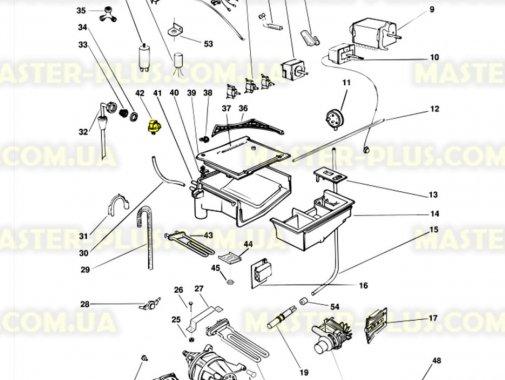 Клапан впускной 1/90 Indesit C00046980 для стиральной машины