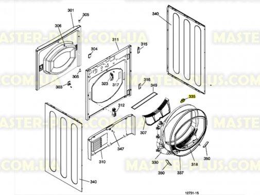 Термостат Indesit C00113822 для сушильной машины