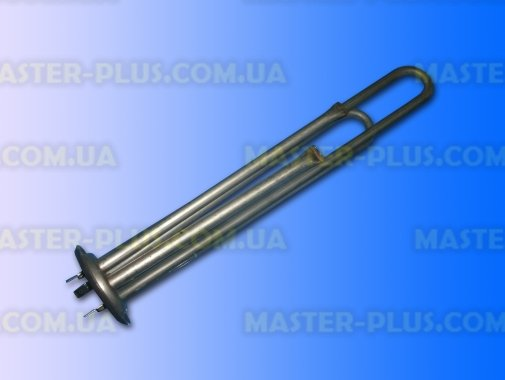 ТЕН Thermowatt типу Thermex 2.0 кВт нержавійка з трубками під 2 термостати для бойлера