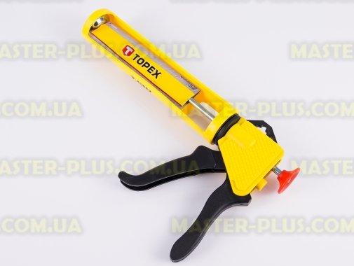Купить Пистолет для герметика, пластмасовый TOPEX 21B438