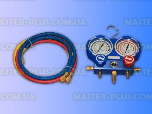 Купить Манометрический коллектор двухвентильный VALUE VMG-2-R410A-03