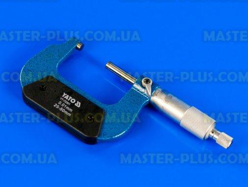 Купить Микрометр 25-50мм Yato YT-72301