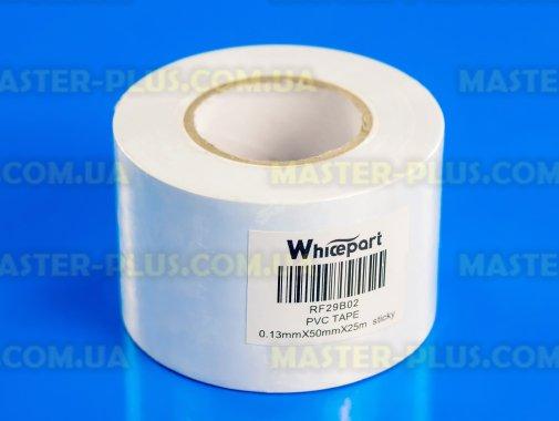 Стрічка обмотувальні тефлонова в рулоні BENDA VINIL (50мм х 25м) для кондиціонера